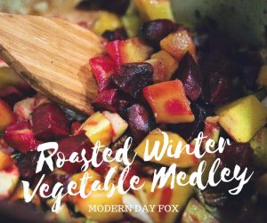Roasted WinterVegetable Medley